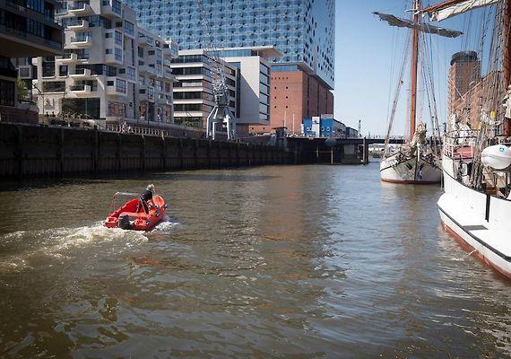 Hausboot Hamburg horus hausboot hamburg